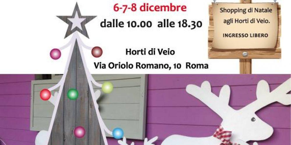 Il SOLLUCCHERO AL CHRISTMAS TEMPORARY MARKET DI ROMA DEL 6, 7 E 8 DICEMBRE